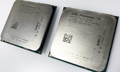 「AMD Phenom II X6 1045T」「AMD Phenom II X6 1065T」